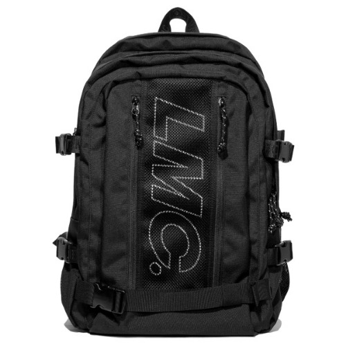 엘엠씨 백팩_LMC UTILITY BACKPACK-BLACK