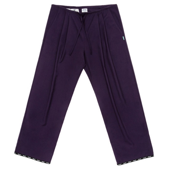 87MM 엠엠엘지 바지 STRING PANTS-PURPLE
